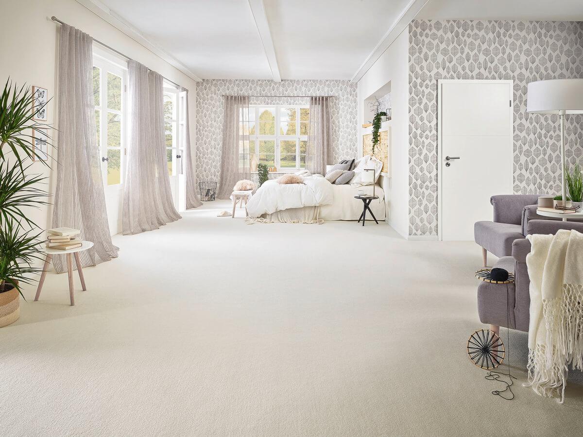 Bodeneffekt ist Ihr zuverlässiger Fachpartner für Teppichböden im Raum Darmstadt-Dieburg und Aschaffenburg - gerne suchen wir gemeinsam mit Ihnen den Teppichboden aus, der Sie und Ihre Räume perfekt in Szene setzt.